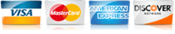 For AC in Ionia MI, we accept most major credit cards.